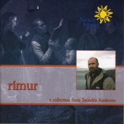 Steindor Andersen: Rimur (Icelandic Epic Song) - CD