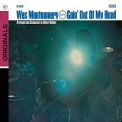 Wes Montgomery: Goin' Out Of My Head - CD