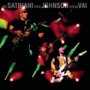 Joe Satriani, Steve Vai, Eric Johnson: G3 Live In Concert - CD