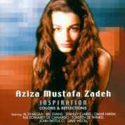 Aziza Mustafa Zadeh: Inspiration Colors & Reflections - CD