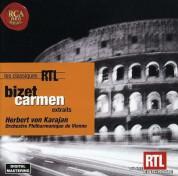 Herbert von Karajan, Vienna Philharmonic Orchestra: Bizet: Carmen - CD