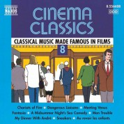 Cinema Classics, Vol.  8 - CD