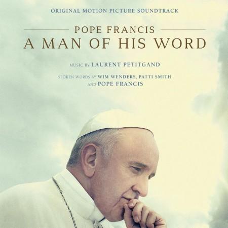 Çeşitli Sanatçılar: Pope Francis A Man Of His Word (Limited Numbered Edition - Clear White Smoke Vinyl) - Plak