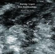 Kim Kashkashian: Kurtag, Ligeti: Music for Viola - CD