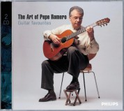 Pepe Romero - The Art Of Pepe Romero - CD