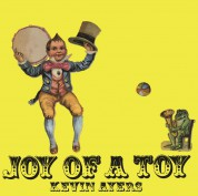 Kevin Ayers: Joy Of A Toy - Plak