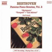 Jeno Jando: Beethoven: Piano Sonatas Nos. 17, 21, and 26 - CD