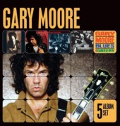 Gary Moore: 5 Album Set - CD