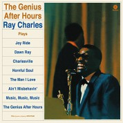 Ray Charles: The Genius After Hours - Plak