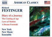Richard Festinger: Festinger: Diary of a Journey - CD