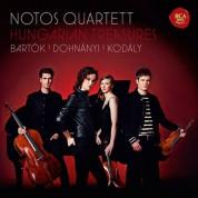 Notos Quartet: Bartok, Dohnanyi, Kodaly - CD