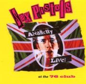 Sex Pistols: Anarchy Live - CD
