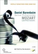 Daniel Barenboim, Berliner Philharmoniker: Mozart: Piano Concertos Nos. 20-27 - DVD