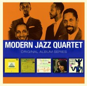 The Modern Jazz Quartet: Original Album Series - CD