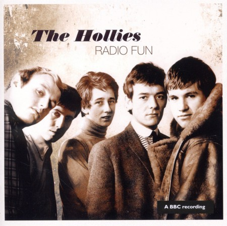 The Hollies: Radio Fun - CD