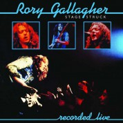 Rory Gallagher: Stage Struck (Live - Remastered) - Plak
