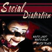 Social Distortion: White Light, White Heat, White Trash - Plak
