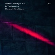 Stefano Battaglia Trio: In The Morning - CD