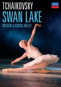 Moscow Classical Ballet: Tchaikovsky: Swan Lake - DVD