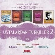 Çeşitli Sanatçılar: Ustalardan Türküler 2 - CD