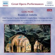 Gounod: Romeo and Juliet (Metropolitan Opera) (1935) - CD