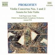Prokofiev: Violin Concertos Nos. 1 and 2 / Sonata in D Major - CD