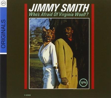 Jimmy Smith: Who's Afraid Of Virginia Woolf? - CD