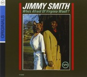 Jimmy Smith: Who's Afraid Of Virginia Woolf? - CD