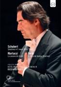 Violeta Urmana, Berliner Philharmoniker, Riccardo Muti: Europakonzert 2009 (Schubert: Sym. No. 9) - DVD