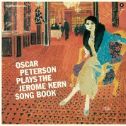Oscar Peterson Trio: Plays The Jerome Kern Song Book - Plak