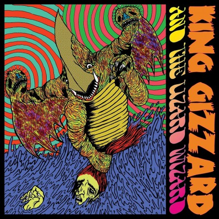 King Gizzard and the Lizard Wizard: Willoughby's Beach EP (Reissue - Red Vinyl) - Plak