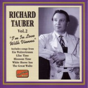 Richard Tauber: Tauber, Richard: I'M in Love With Vienna (1926-1941) - CD