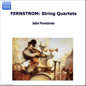Fernstrom: String Quartets Nos. 3, 6,And  8 - CD