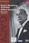 Boston Symphony Orchestra, William Steinberg: Bruckner: Sym. No.8 - DVD