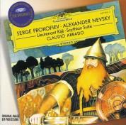 Chicago Symphony Orchestra, Claudio Abbado, Elena Obraztsova, London Symphony Chorus, London Symphony Orchestra: Prokofiev: Scythian, Symphonic Suite - CD