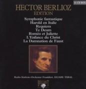 Radio-Sinfonie-Orchester Frankfurt, Eliahu Inbal: Hector Berlioz Edition - CD