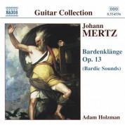 Mertz: Bardenklange, Op. 13 - CD