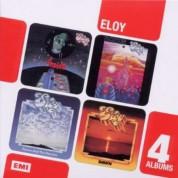 Eloy: 4 Albums - CD