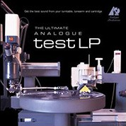 Analogue Productions' Ultimate Analogue Test LP - Plak