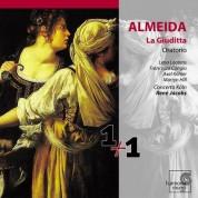 Concerto Köln, René Jacobs: Almeida: La Giuditta - CD