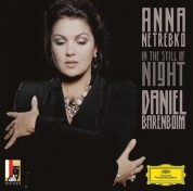 Anna Netrebko, Daniel Barenboim: Anna Netrebko - In The Still Of Night (Kitaplı) - CD