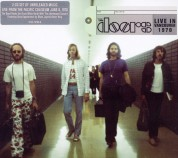 The Doors: Live in Vancouver 1970 - CD