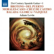 Adam Levin: 21st Century Spanish Guitar, Vol. 1 - CD