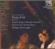 Orchestre des Champs-Élysées, Philippe Herreweghe: Berlioz: Nuits d'été - CD