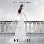 Danny  Elfman: Fifty Shades Freed (Limited Numbered Edition - Grey Swirled Vinyl) - Plak
