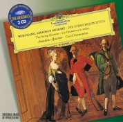 Amadeus Quartet, Cecil Aronowitz: Mozart: String Quintets - CD