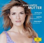 Dutilleux/ Bartók/ Stravinsky: Sur le Meme Accord/ Violinkonzert 2/ Concerto en re - CD