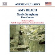 Beach: Piano Concerto / 'Gaelic' Symphony - CD