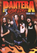Pantera: 3 Vulgar Videos From Hell - DVD