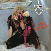 Twisted Sister: Stay Hungry - Plak